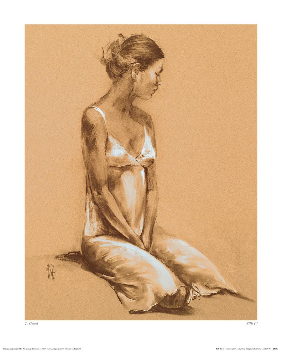T. Good (Silk IV) Art Prints