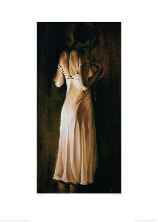T. Good (Nocturne III) Art Print