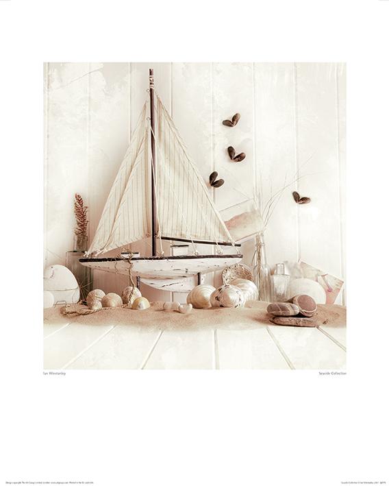 Ian Winstanley (Seaside Collection) Art Prints