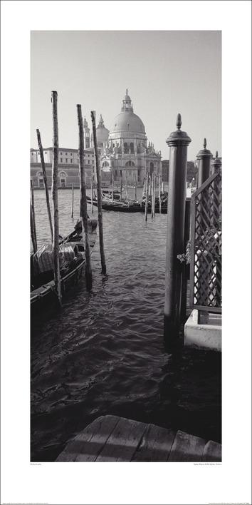 Heiko Lanio (Santa Maria Della Salute, Venice) Art Print