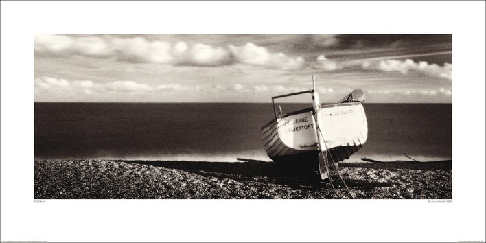 Rod Edwards (Jill Anne, Dunwich, Suffolk) Art Prints