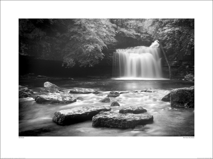 Rod Edwards (West Burton Falls, Yorkshire) Art Print