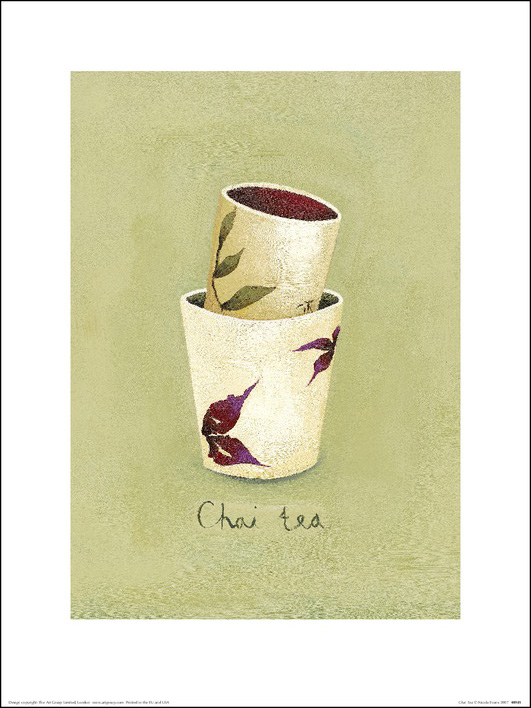 Nicola Evans (Chai Tea) Art Prints