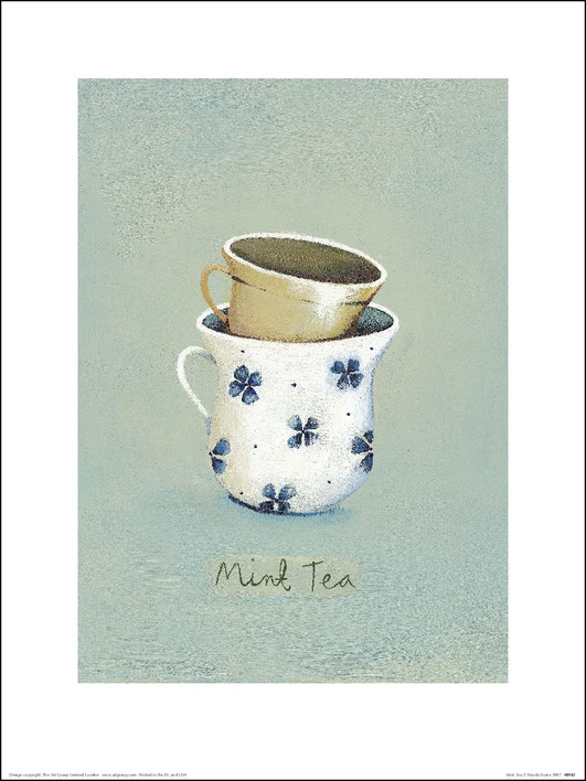 Nicola Evans (Mint Tea) Art Prints