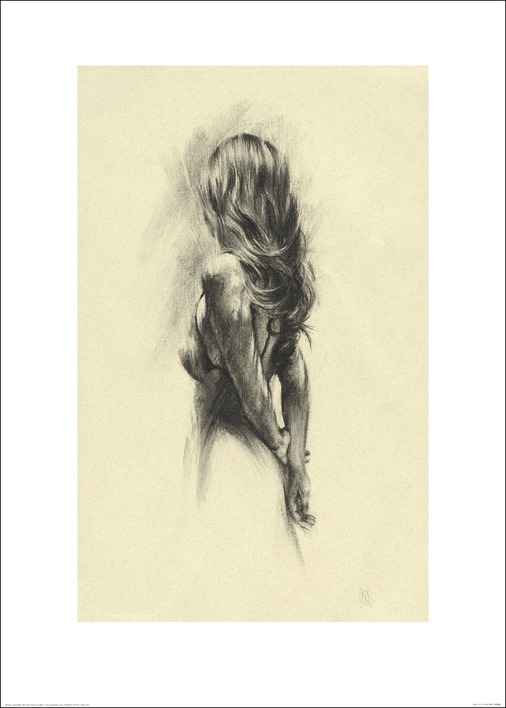 T. Good (Trace) Art Print