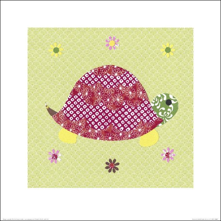 Rachel Taylor (Tortoise) Art Prints