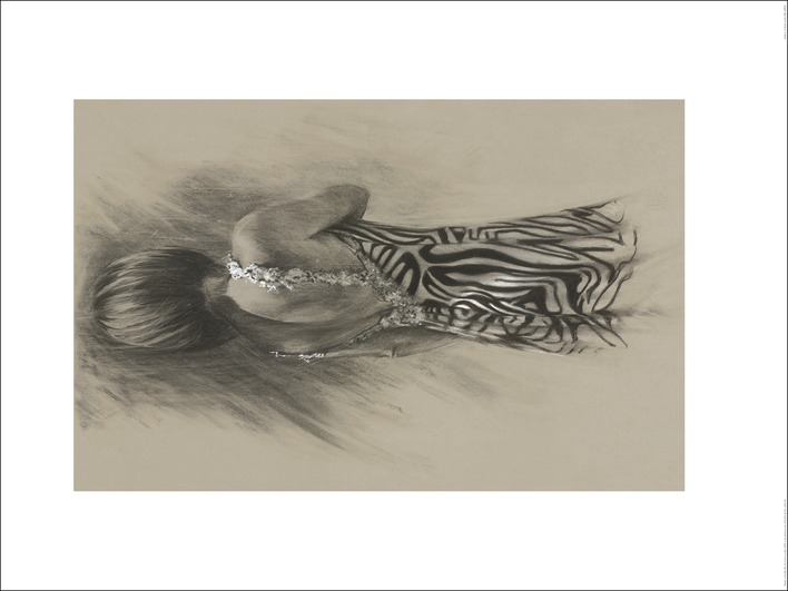T. Good (Shadow I) Art Print