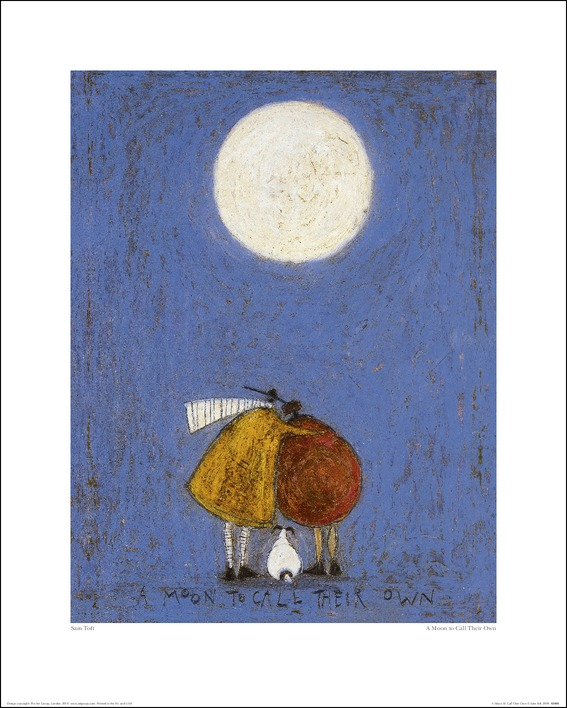 Sam Toft (A Moon To Call Their Own) Art Prints