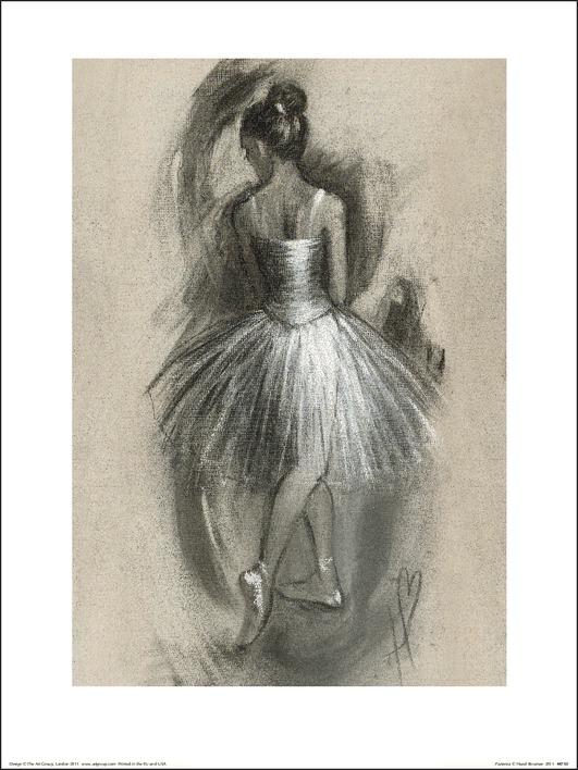 Hazel Bowman (Pazienza) Art Print