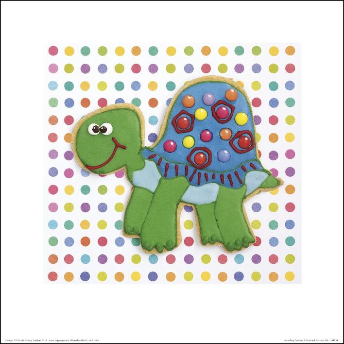 Howard Shooter and Lauren Floodgate (Trundling Tortoise) Art Prints