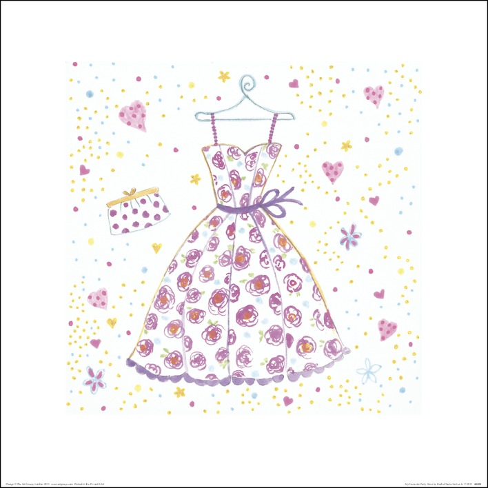 Rachel Taylor (My Favourite Party Dress) Art Prints