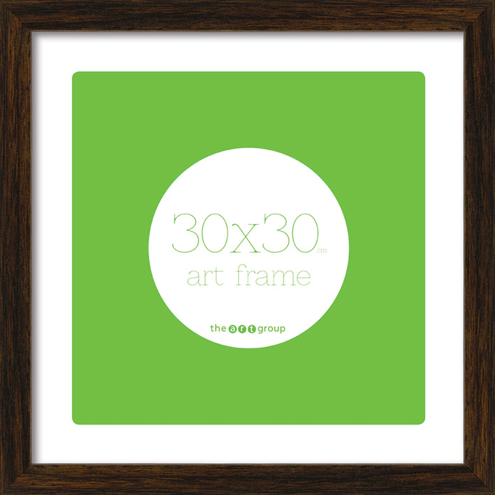 Seattle Wood Grain (30x30cm) Frame