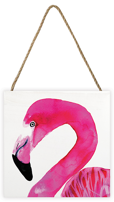 Sofie Rolfsdotter (Flamingo) Wooden Blocks
