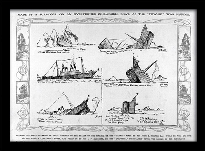 Titanic (11) Memorabilia