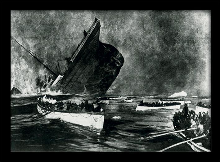 Titanic (13) Memorabilia