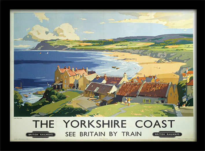 The Yorkshire Coast (2) Memorabilia