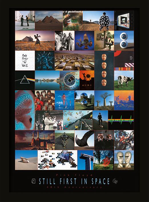 Pink Floyd (40th Anniversary) Memorabilia