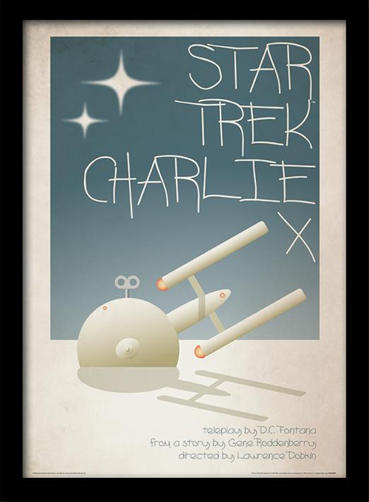 Star Trek (Charlie X) Memorabilia