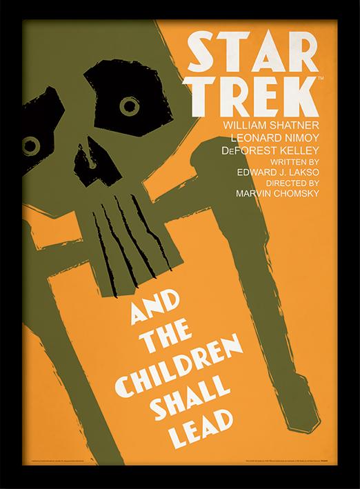 Star Trek (And The Children Shall Lead) Memorabilia