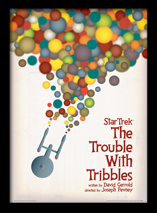 Star Trek (The Trouble With Tribbles) Memorabilia
