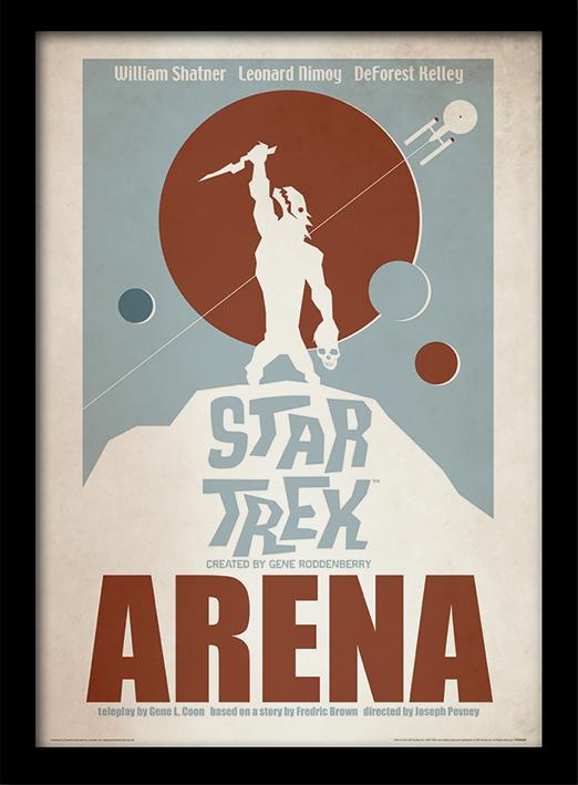 Star Trek (Arena) Memorabilia