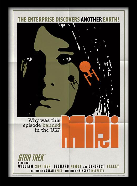 Star Trek (Miri) Memorabilia