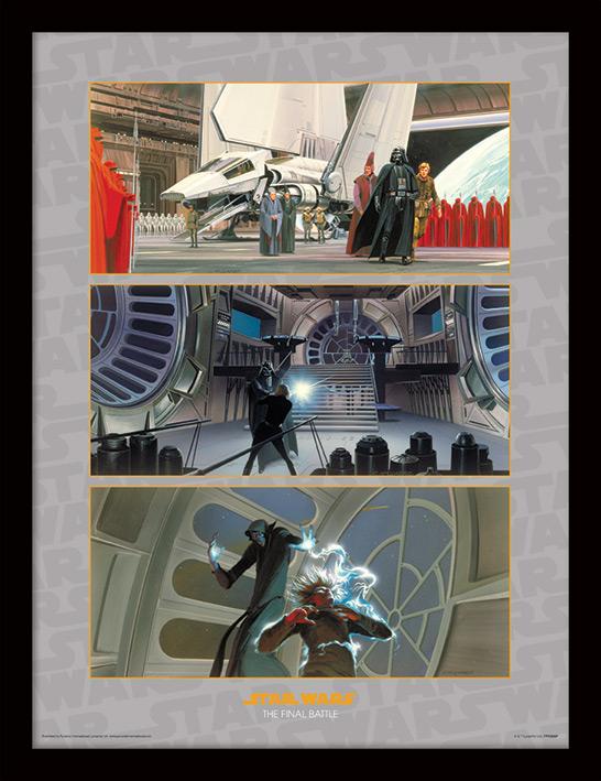 Star Wars (The Final Battle) Memorabilia