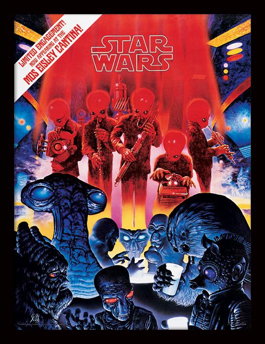 Star Wars (Mos Eisley Cantina) Memorabilia