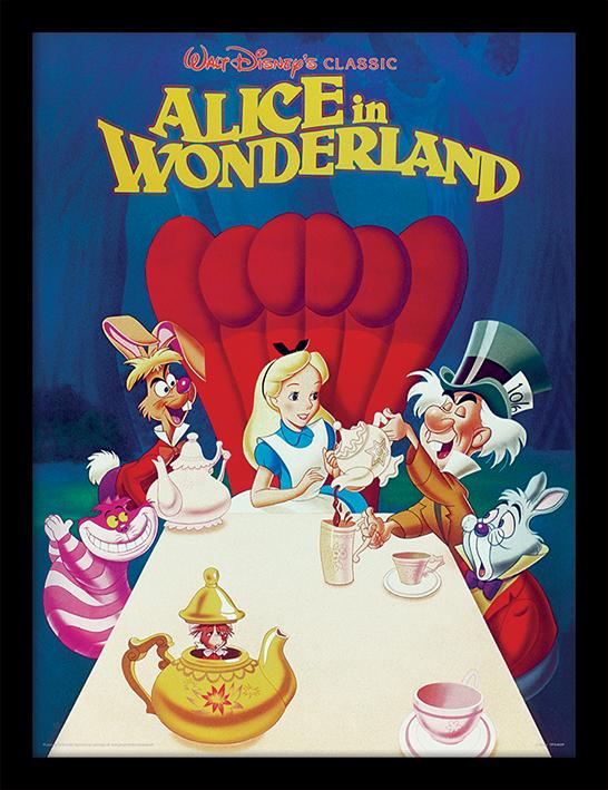 Alice In Wonderland (1989) Memorabilia