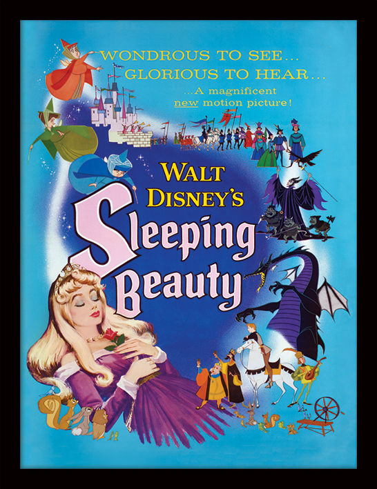 Sleeping Beauty (Glorious) Memorabilia