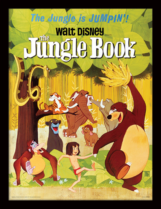 The Jungle Book (Jumpin') Memorabilia