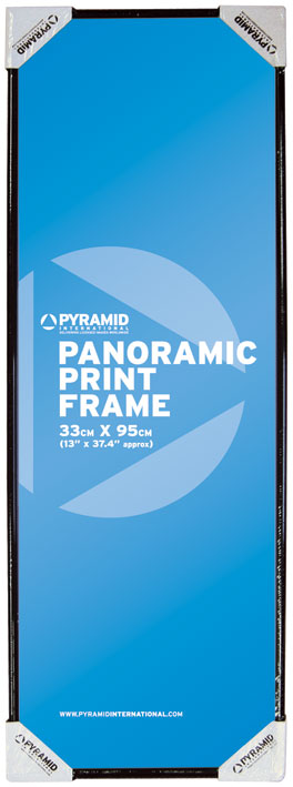 Panoramic Print Frame (33x95cm) Frame | The Art Group