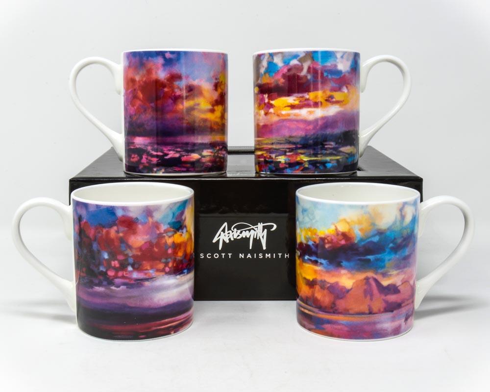 Scott Naismith Mug Gift Sets