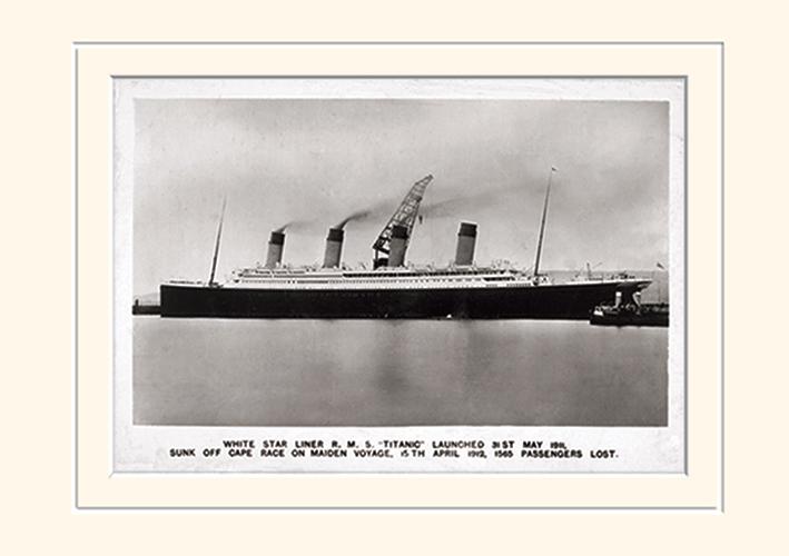 Titanic (1) Memorabilia