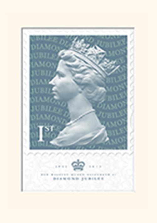 Royal Mail (Diamond Jubilee Blue) Memorabilia