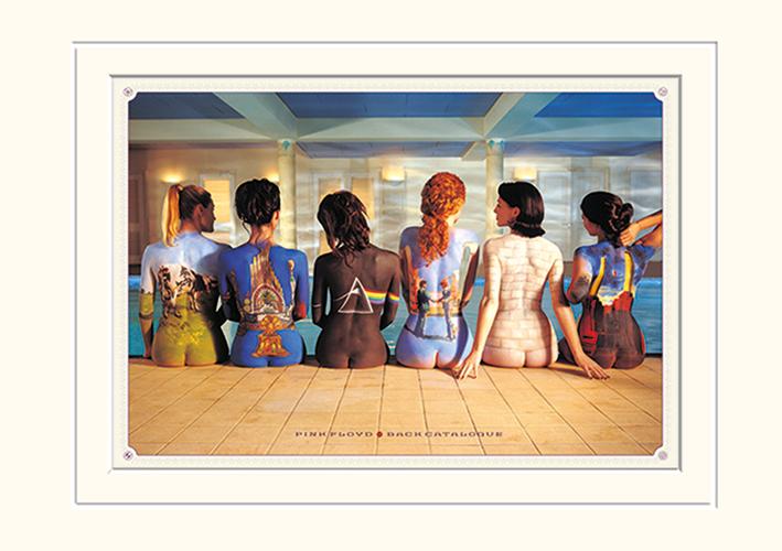 Pink Floyd (Back Catalogue) Memorabilia