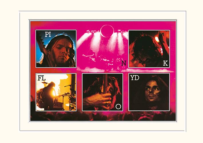 Pink Floyd (Live) Memorabilia