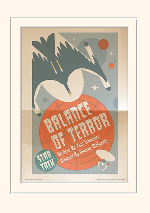 Star Trek (Balance Of Terror) Memorabilia
