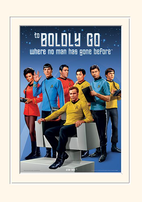 Star Trek (Boldly Go) Memorabilia