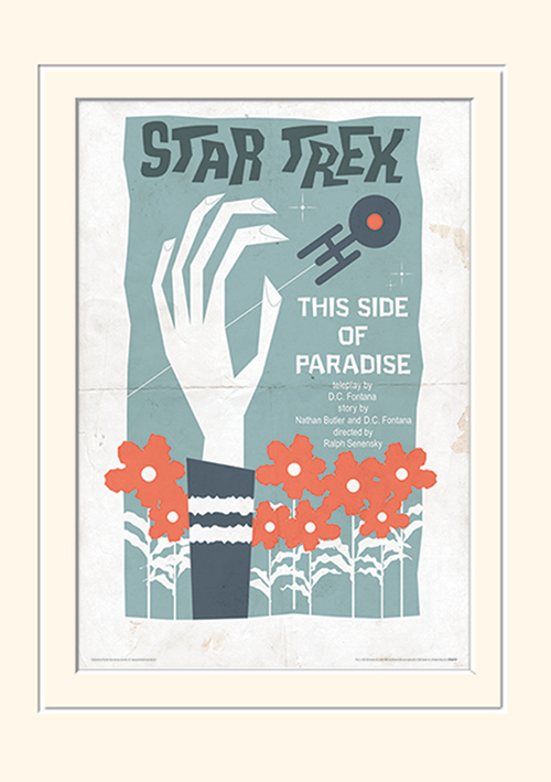 Star Trek (This Side Of Paradise) Memorabilia