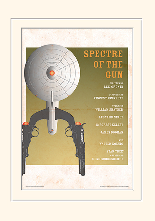 Star Trek (Spectre Of The Gun) Memorabilia