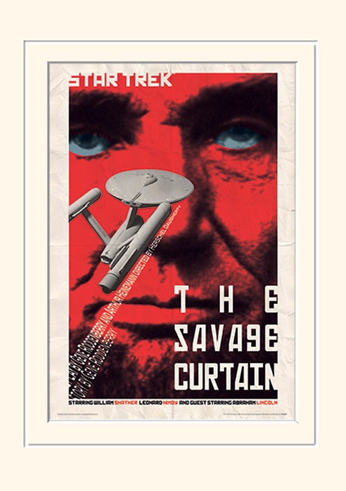 Star Trek (The Savage Curtain) Memorabilia