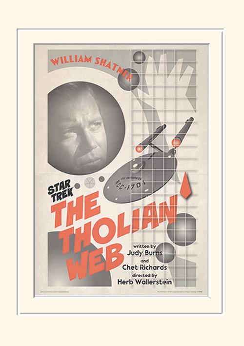 Star Trek (The Tholian Web) Memorabilia
