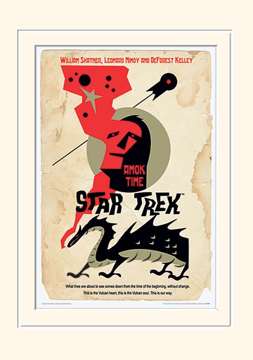 Star Trek (Amok Time) Memorabilia