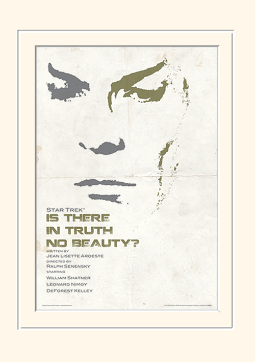 Star Trek (Is There In Truth No Beauty?) Memorabilia