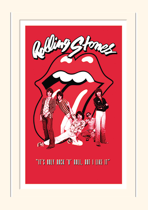 Rolling Stones (It's Only Rock n Roll) Memorabilia