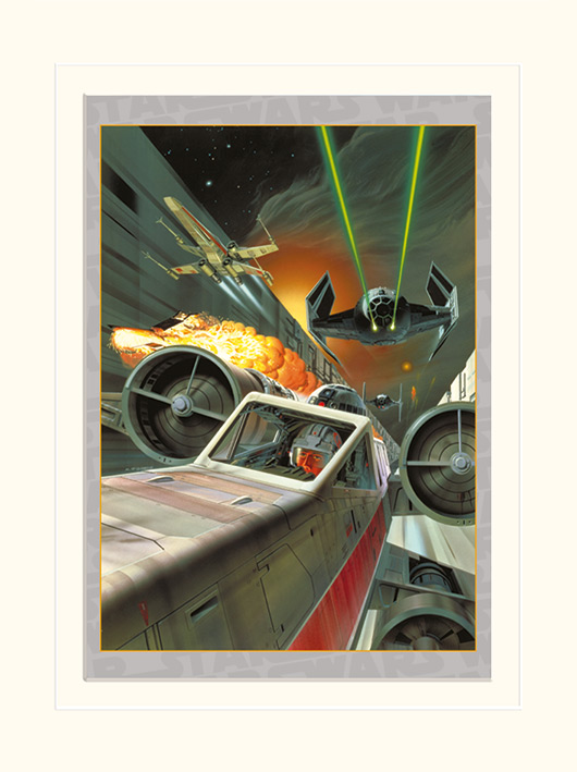 Star Wars (Death Star Assault) Memorabilia
