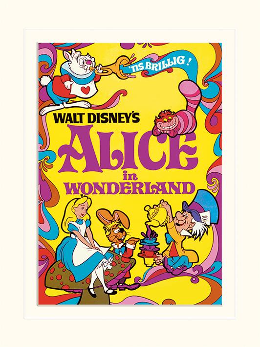 Alice In Wonderland (1974) Memorabilia