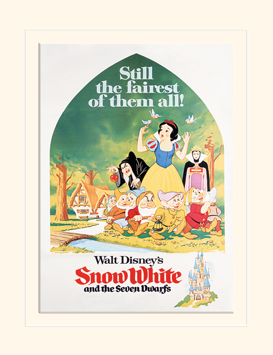 Snow White (Still The Fairest) Memorabilia