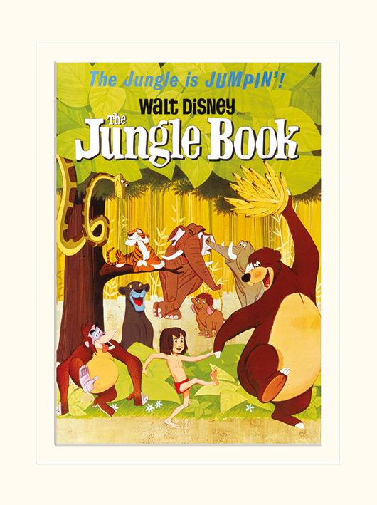 The Jungle Book (Jumpin') Memorabilia